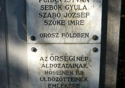 Velemér hősi emlékmű 2012.09.28. küldő-Sümec (13)