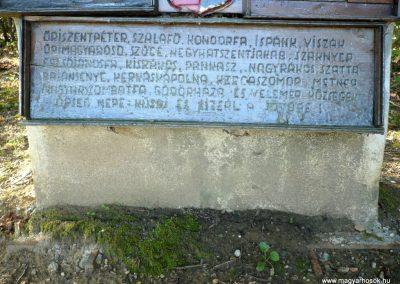 Velemér hősi emlékmű 2012.09.28. küldő-Sümec (7)
