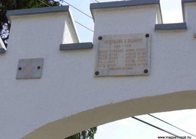 Velem Világháborús emlékhely 2007.09.01.küldő-HunMi (2)