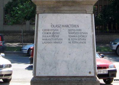 Veresegyház I.vh emlékmű 2007.06.11. küldő-Kályhás (11)