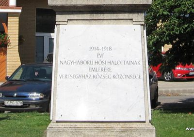 Veresegyház I.vh emlékmű 2007.06.11. küldő-Kályhás (7)