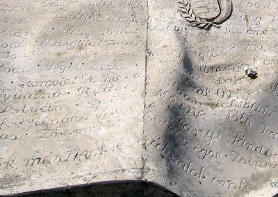 Veresegyház II.vh emlékmű 2007.06.11. küldő-Kályhás (5)