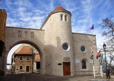 Veszprém Hősök kapuja I. világháborús emlék 2014.03.16. küldő-Méri