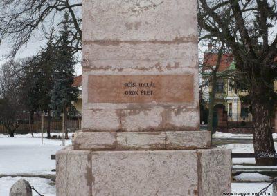 Veszprém I.vh emlékmű 2010.02.20. küldő-Sümec (8)