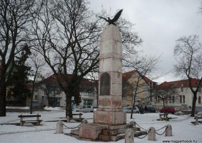 Veszprém I.vh emlékmű 2010.02.20. küldő-Sümec (9)