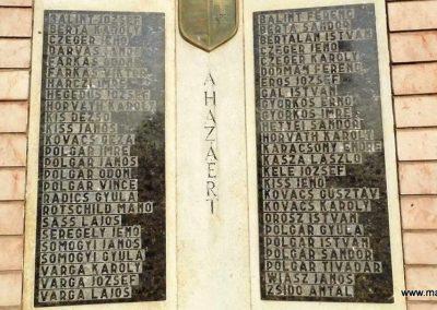 Veszprémgalsa világháborús emlékmű 2014.10.07. küldő-Méri (3)