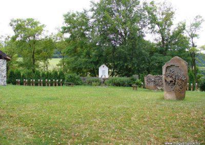 Vigántpetend világháborús emlékhely II.vh emléktábla 2009.07.28. küldő-HunMi