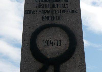 Vilmány világháborús emlékmű 2009.10.06. küldő-Gombóc Arthur (1)