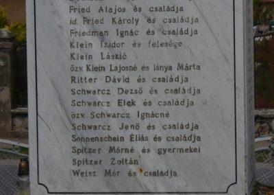 Vilmány világháborús emlékmű 2009.10.06. küldő-Gombóc Arthur (5)