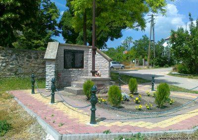 Vilonya II.vh emlékmű 2011.05.30. küldő-Csiszár Lehel (3)