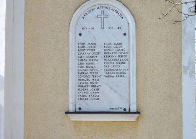 Vindornyafok világháborús emléktábla 2013.04.14. küldő-Sümec (1)