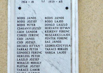 Vindornyafok világháborús emléktábla 2013.04.14. küldő-Sümec (3)