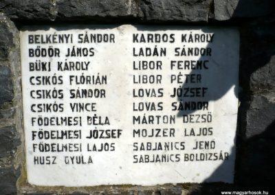 Vindornyaszőlős világháborús emlékmű 2013.04.14. küldő-Sümec (3)