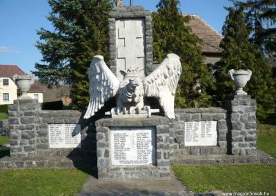 Vindornyaszőlős világháborús emlékmű 2013.04.14. küldő-Sümec (4)