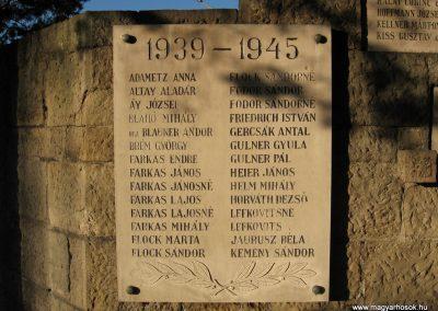 Visegrád világháborús emlékmű 2007.09.15. küldő-Kályhás (1)