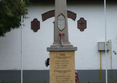 Visz új világháborús emlékmű 2009.12.09. küldő-Sümec (1)