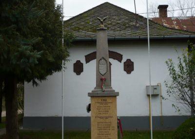 Visz új világháborús emlékmű 2009.12.09. küldő-Sümec