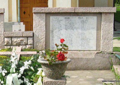 Vokány világháborús emlékmű 2010.05.30. küldő-Mistel (2)