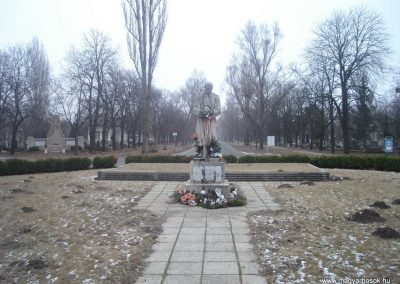 X. kerület Kozma utca I.vh emlékmű 2009.02.13.küldő-Huszár Peti