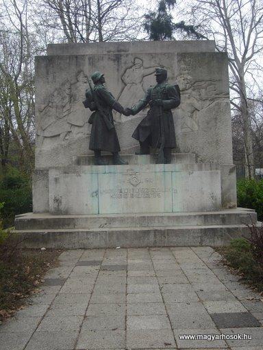 XII.kerület Városmajor I.vh emlékmű 2008.04.03. küldő-Huszár Peti (1)
