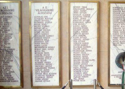 XIII. kerület Elmü irodaház-Hősök emléktáblái 2008.10.08.küldő-Huszár Peti (1)