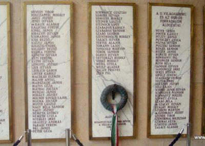 XIII. kerület Elmü irodaház-Hősök emléktáblái 2008.10.08.küldő-Huszár Peti (3)