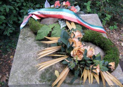 XIII. kerület Margitsziget I. világháborús emlékmű 2014.07.24. küldő-Emese (1)