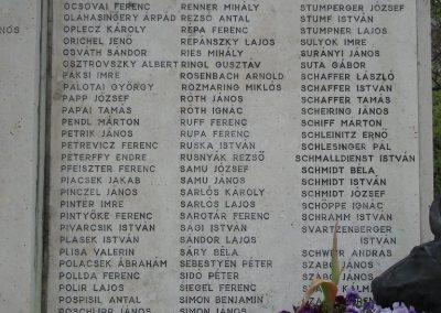 XIX. kerület Kispest I.vh emlékmű 2008.04.23. küldő-Huszár Peti (6)
