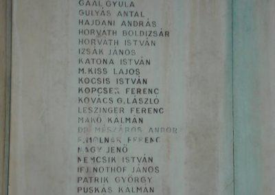 XIX. kerület Kispest I.vh emlékmű 2008.04.23. küldő-Huszár Peti (8)