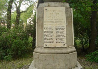 XV. kerület Pestújhely I.vh emlékmű 2008.04.30.küldő-Huszár Peti (1)