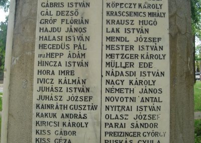 XV. kerület Pestújhely I.vh emlékmű 2008.04.30.küldő-Huszár Peti (2)