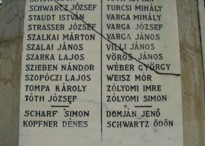 XV. kerület Pestújhely I.vh emlékmű 2008.04.30.küldő-Huszár Peti (3)