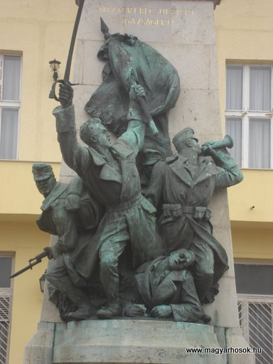 XV. kerület világháborús emlékmű 2008.04.02.küldő-Huszár Peti (2)