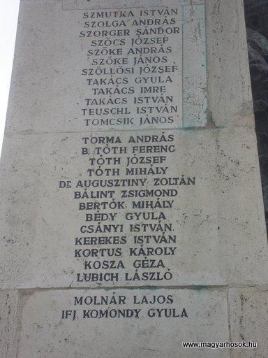 XV. kerület világháborús emlékmű 2008.04.02.küldő-Huszár Peti (5)