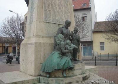 XV. kerület világháborús emlékmű 2008.04.02.küldő-Huszár Peti (9)