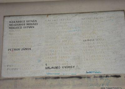 XVI. kerület Cinkota I.vh emlékmű 2008.04.14. küldő-Huszár Peti (5)