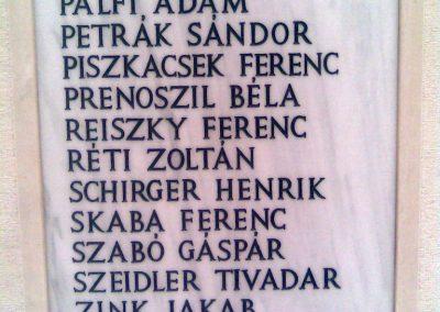 XVI. kerület Sportcentrum világháborús emlékmű 2012.10.12. küldő-Huszár Peti (7)