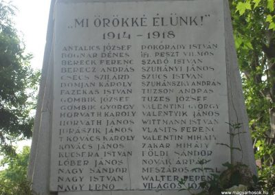 XVIII. kerület Pestszentimre I.vh emlékmű 2008.05.28. küldő-Huszár Peti (2)