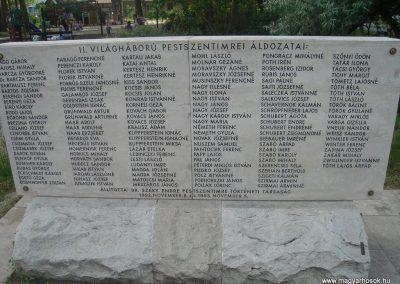XVIII. kerület Pestszentimre II.vh emlékmű 2008.05.28. küldő-Huszár Peti (2)