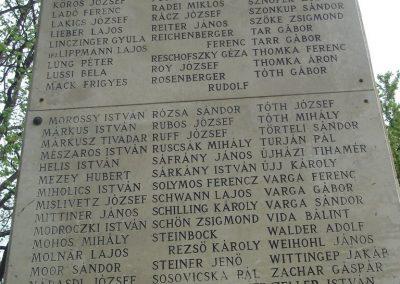 XVIII. kerület világháborús emlékművek 2008.04.10. küldő-Huszár Peti (3)