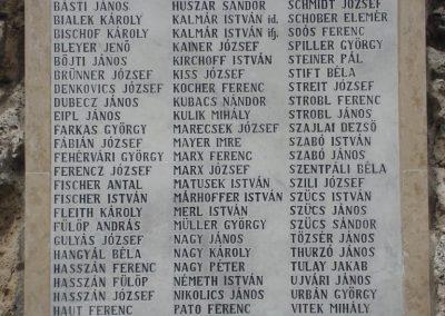 XXI. kerület Nagytétény világháborús emlékmű 2008.04.16. küldő-Huszár Peti (2)