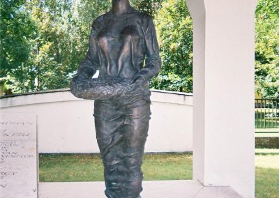 Zákányszék II. vh emlékmű 2010. küldő-Emese