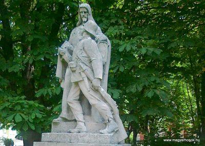 Zagyvarékas I.vh emlékmű 2011.06.14. küldő-Csiszár Lehel (1)