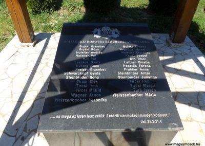 Zajta gulágra elhurcoltak emlékműve 2017.05.28. küldő-kalyhas (1)