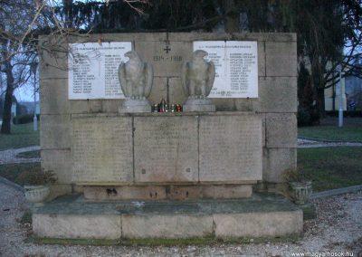 Zalabér világháborús emlékmű 2013.12.22. küldő-HunMi (1)