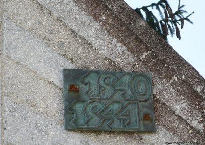 Zalabaksa világháborús emlékmű 2009.11.17.küldő-Sümec (2)