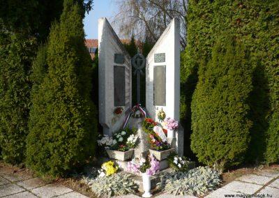 Zalabaksa világháborús emlékmű 2009.11.17.küldő-Sümec (7)