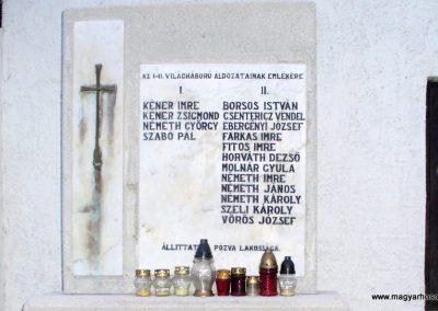 Zalaegerszeg-Pózva világháborús emlékmű 2009.12.29. küldő-HunMi (2)