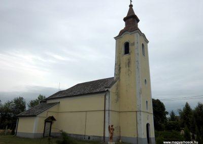 Zalagyömörő, római katolikus templom