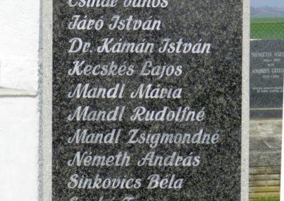 Zalaigrice II. világháborús emlékmű 2015.05.18. küldő-Huber Csabáné (2)
